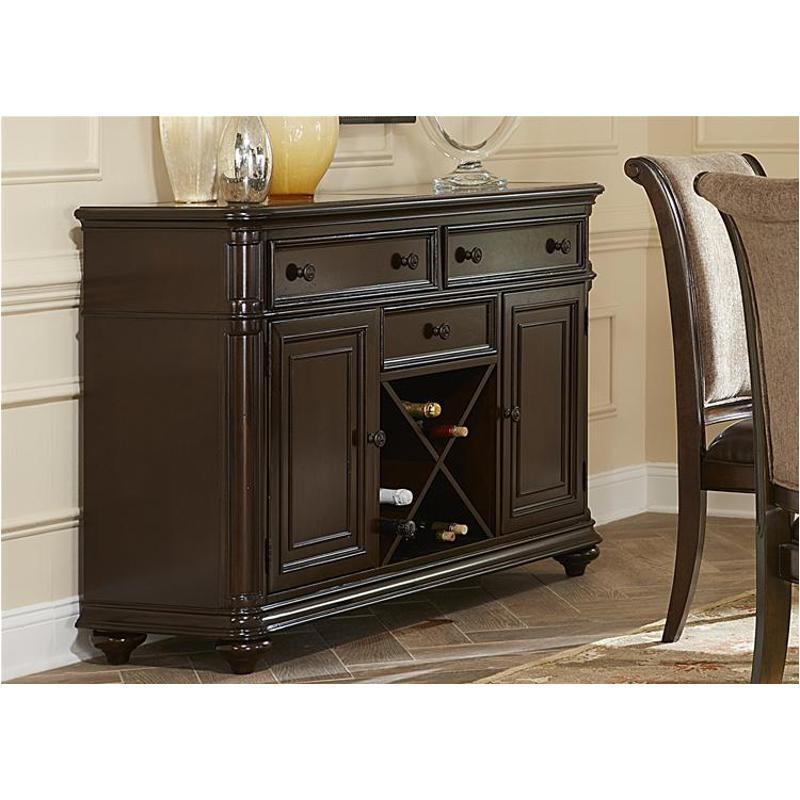 720 sr5838 liberty furniture kingston plantation server for Furniture kingston