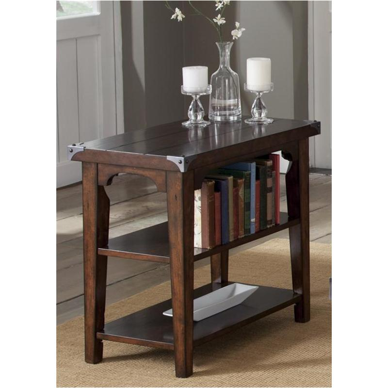 316-ot1021 Liberty Furniture Aspen Skies Chair Side Table