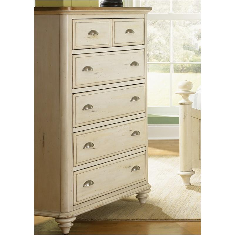 303 Br42 Liberty Furniture Ocean Isle 5 Drawer Chest