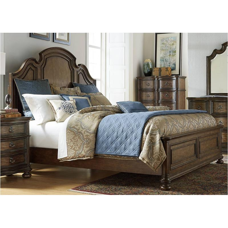 Tuscany Bedroom Furniture: 215-br15 Liberty Furniture Tuscan Valley Bedroom King
