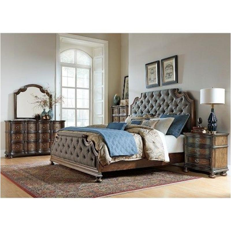 215 Br13hu Liberty Furniture Tuscan Valley Bedroom Bed