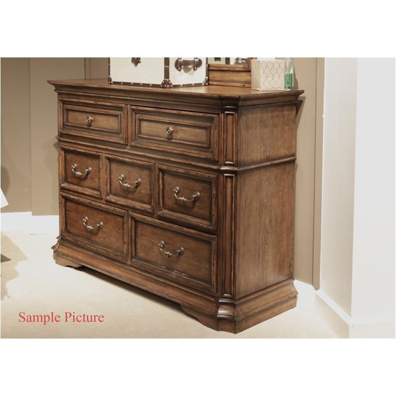 487 Br45 Liberty Furniture Amelia Bedroom Dresser