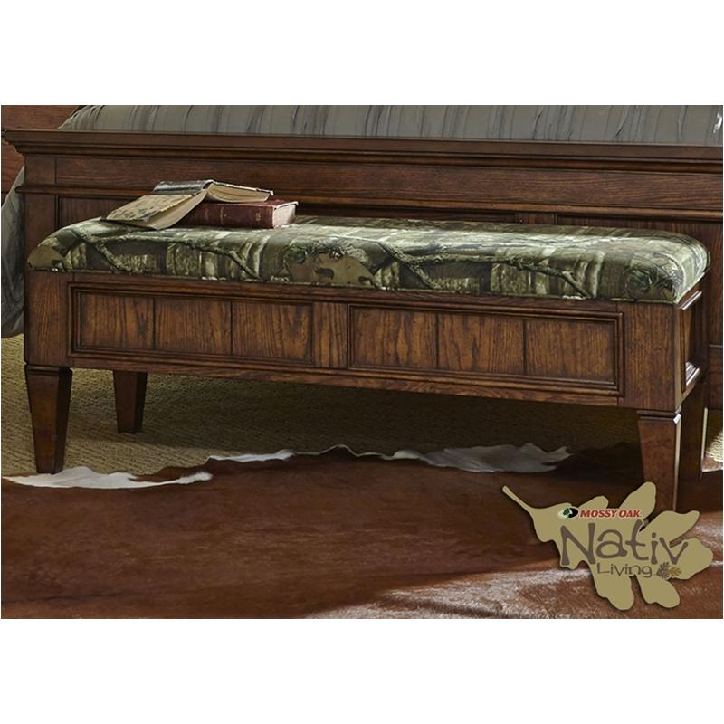 616 Br47 Liberty Furniture Rocky Mountain Bedroom Bed Bench