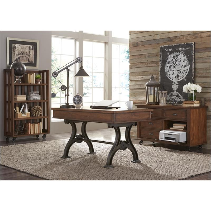 411 Ho107 Liberty Furniture Arlington House Home Office Desk