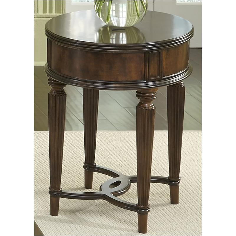 Park Lane Coffee Table: 270-ot1021 Liberty Furniture Regent Park Oval Chair Side Table