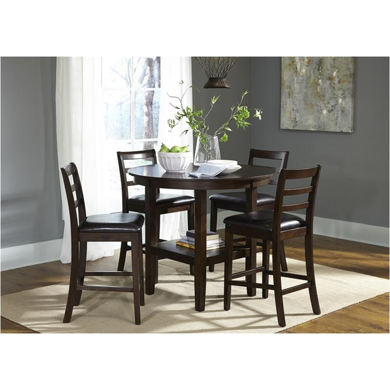 American Kids 5 Piece Wood Table And Chair Set Multiple: 32-cd-5pub Liberty Furniture Bradshaw 5 Piece Pub Table Set