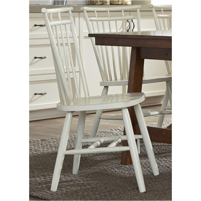 Superb 28 C4000S Liberty Furniture Creations Ii Spindle Back Side Chair White Alphanode Cool Chair Designs And Ideas Alphanodeonline