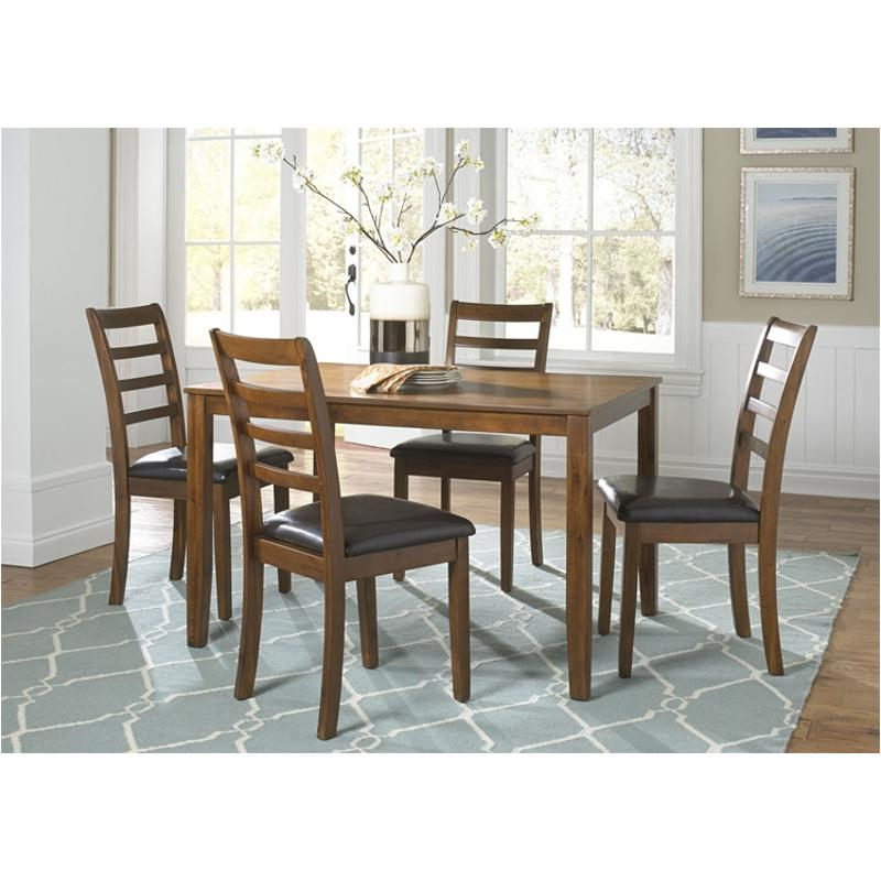 22 Cd 5rls Liberty Furniture Tucson Ii Dining Room Counter Height Table