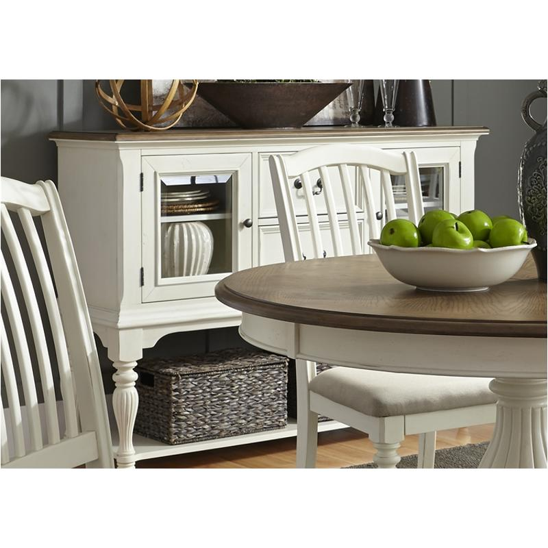 334 Sr5640 Liberty Furniture Berland Creek Dining Room Server