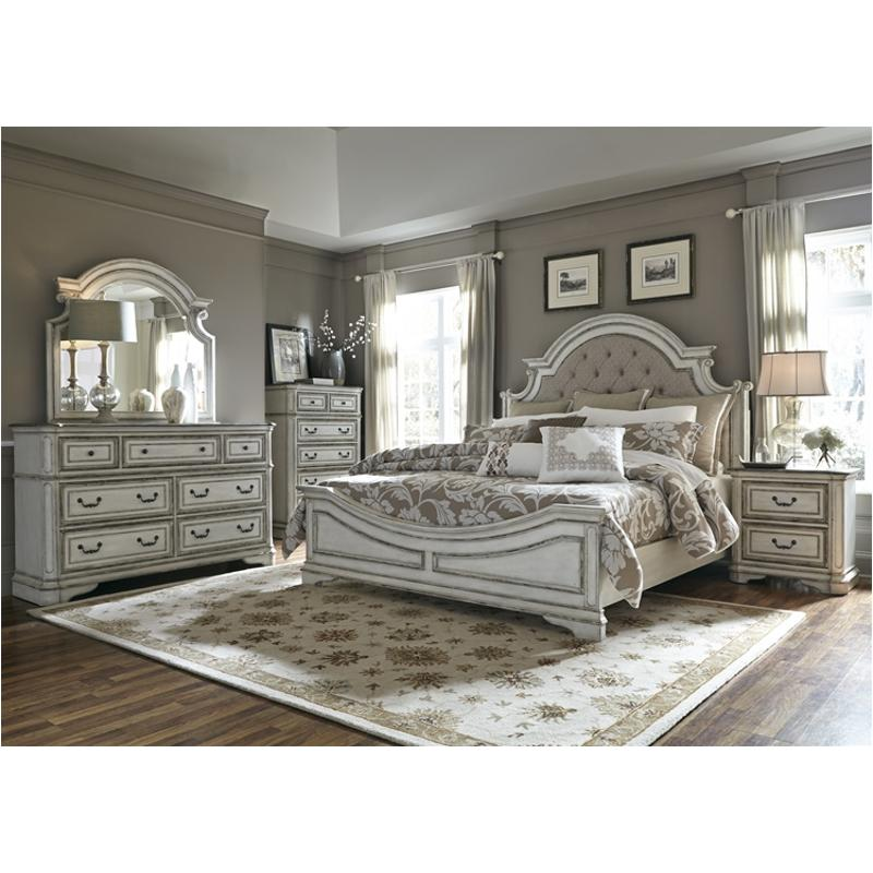 244-br13hu liberty furniture queen upholstered panel bed