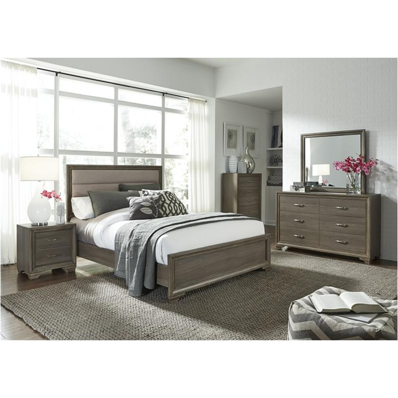 283 Br15hf Liberty Furniture Hartly Bedroom Bed