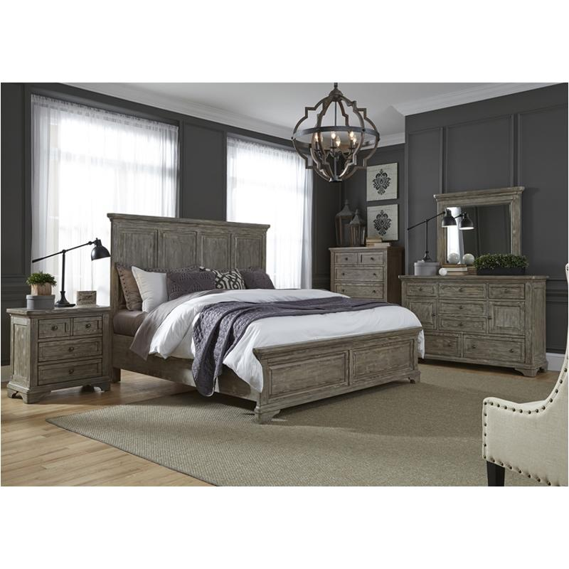 727 Br15 Liberty Furniture Highlands Bedroom Bed