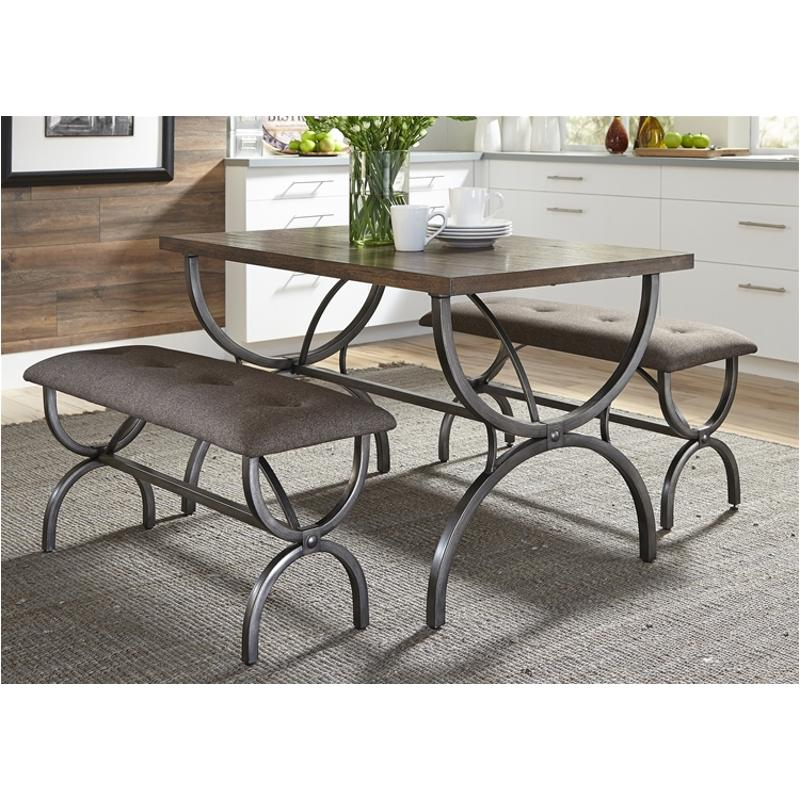 327 Cd 3rls Liberty Furniture Monroe Dining Room Dinette Table