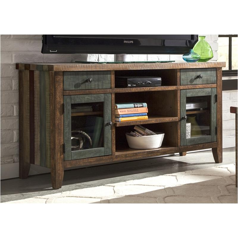 Furniture Com Coupons: 174-tv54 Liberty Furniture Boho Loft 54in Tv Console