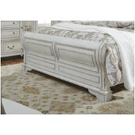244-br22h Liberty Furniture Magnolia Manor King Sleigh Bed