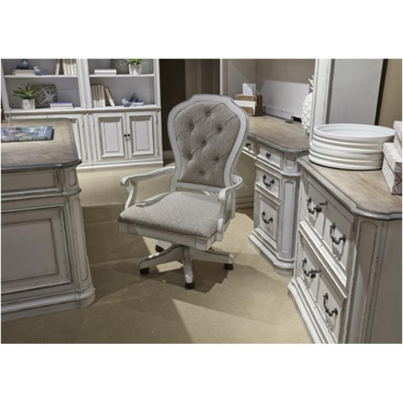 244 ho197 liberty furniture magnolia manor home office desk - Magnolia Office