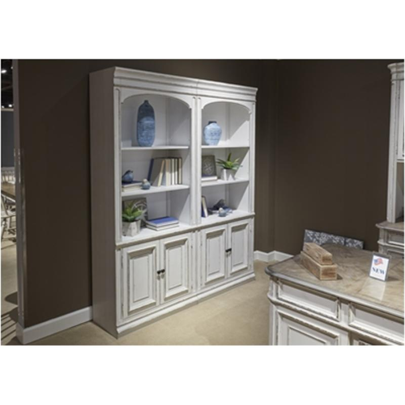 244 Ho201 Liberty Furniture Magnolia Manor Bunching Bookcase