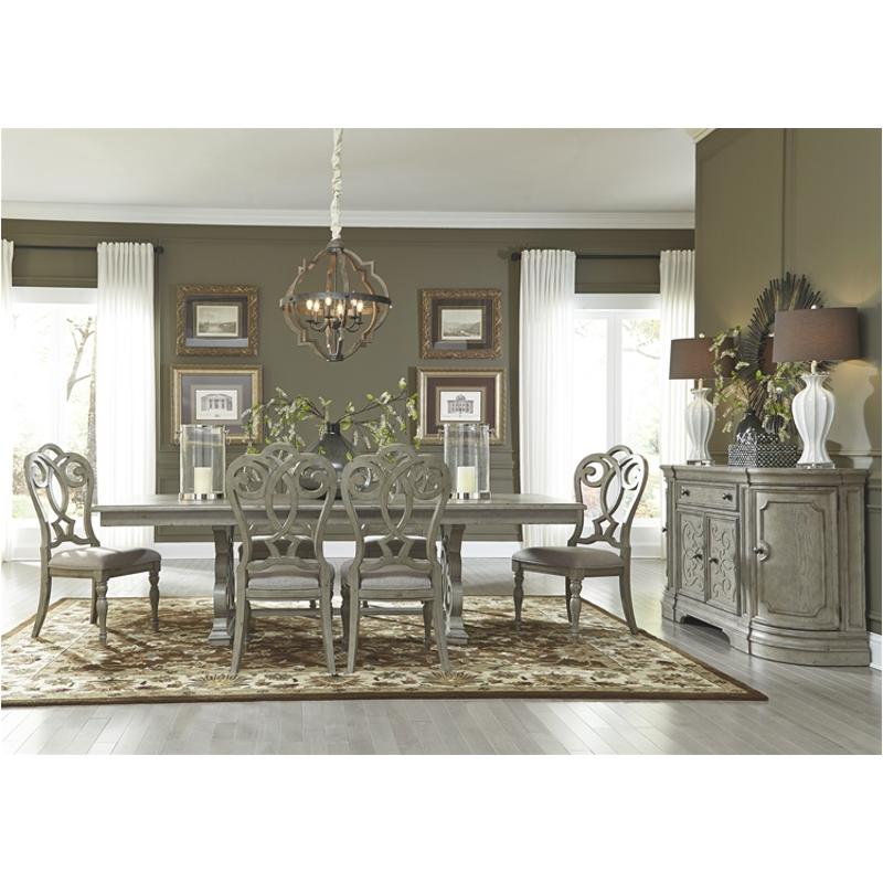 634 T4200 Liberty Furniture Grand Estates Dining Room Dining Table