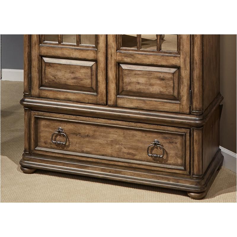 598 Br43b Liberty Furniture Parisian Marketplace Armoire Base