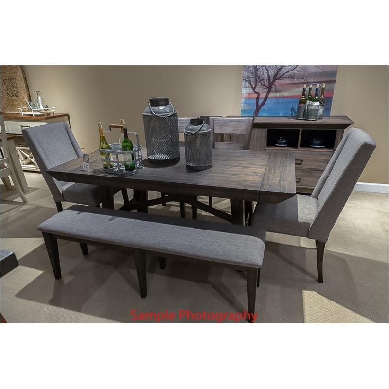 P Liberty Furniture Double Bridge Trestle Table Base - Double trestle dining table