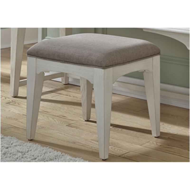 249-br48 Liberty Furniture Bayside Vanity Stool