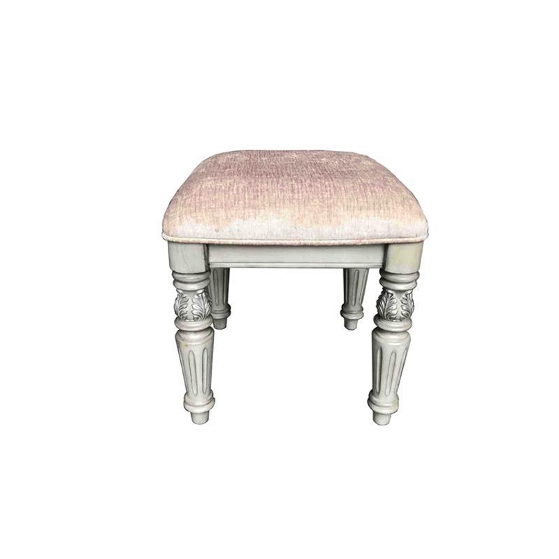 537-br99 Liberty Furniture Messina Estates Vanity Stool