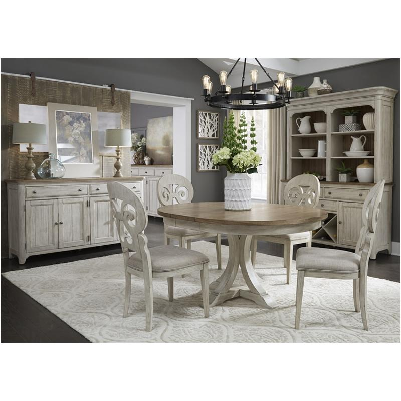 652 T4860 Liberty Furniture Farmhouse Reimagined Dining Room Dining Table