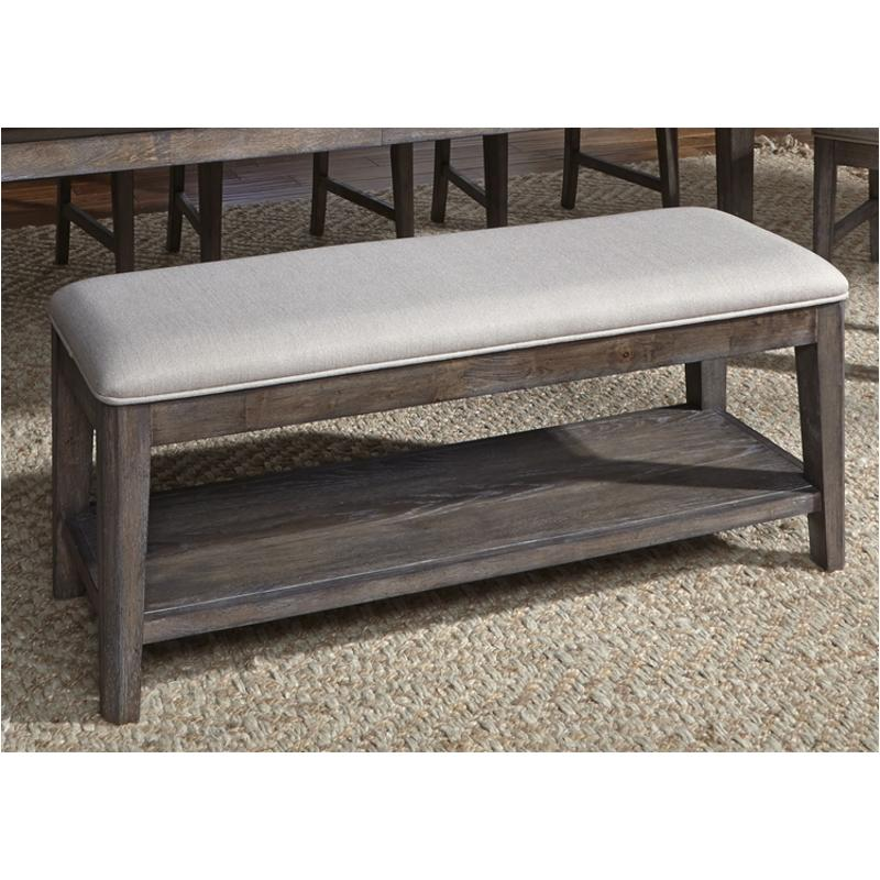 Enjoyable 823 C9001B Liberty Furniture Artisan Prairie Upholstered Bench Caraccident5 Cool Chair Designs And Ideas Caraccident5Info