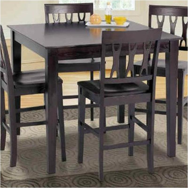 04 0605 012 New Classic Furniture Abbie Dining Room Counter Height Table