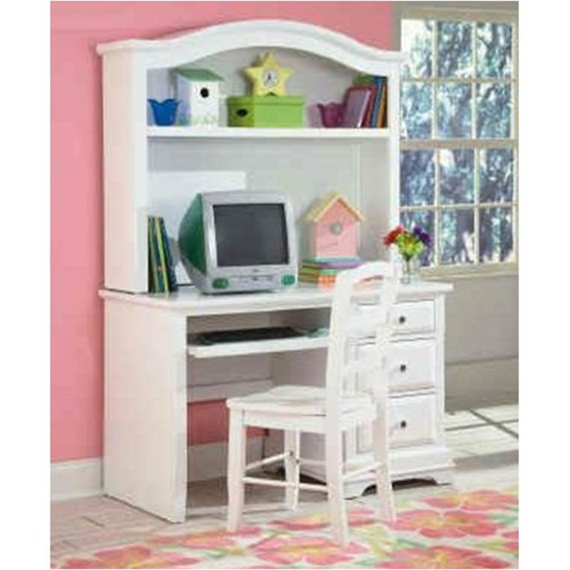 1415 092 New Classic Furniture Bayfront Kids Room Desk Hutch