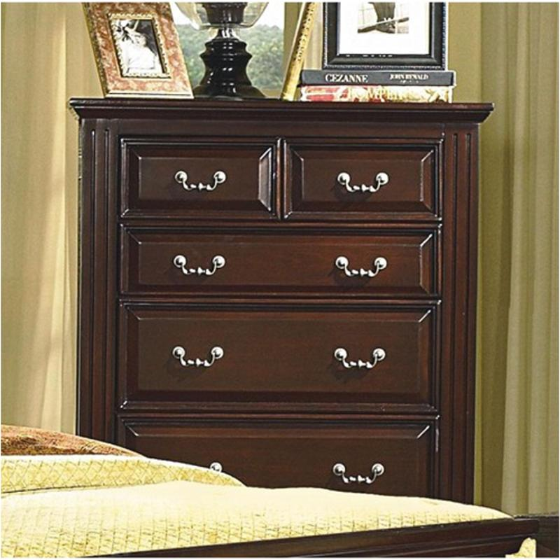 6740 070 New Clic Furniture Drayton Hall Bedroom Chest