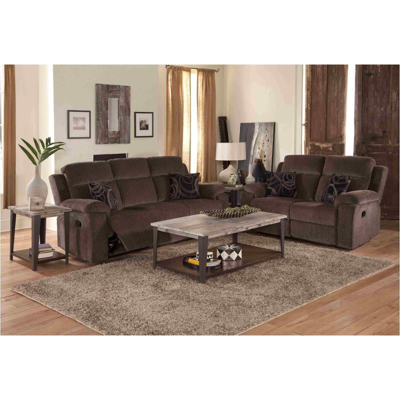 Astounding U4050 30 Ebo New Classic Furniture Burke Dual Recliner Sofa Ebony Cjindustries Chair Design For Home Cjindustriesco