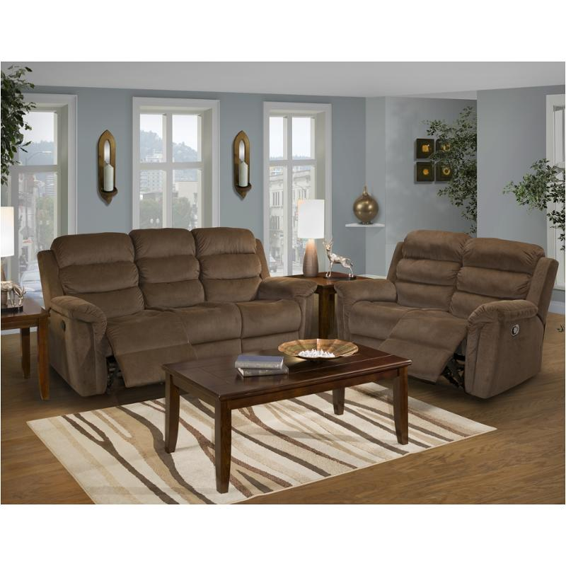 20 331 30 Ech New Clic Furniture Charlotte Dual Recliner Sofa Chocolate