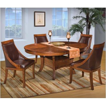 40 116 11 New Classic Furniture Aspen Round Dining Table