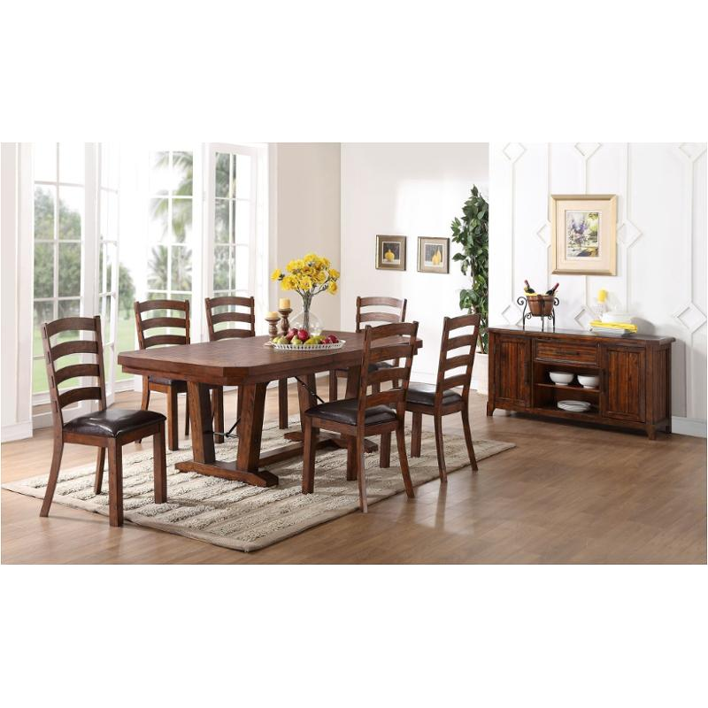 D0376 10 New Clic Furniture Lanesboro Dining Room Dinette Table
