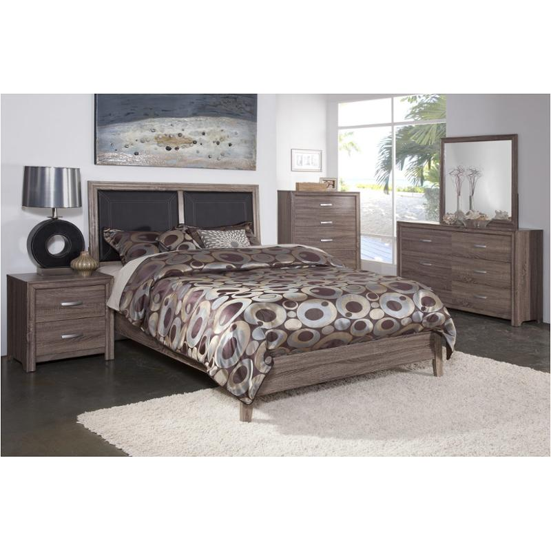 B1444 315 New Clic Furniture District 7 Bedroom Bed
