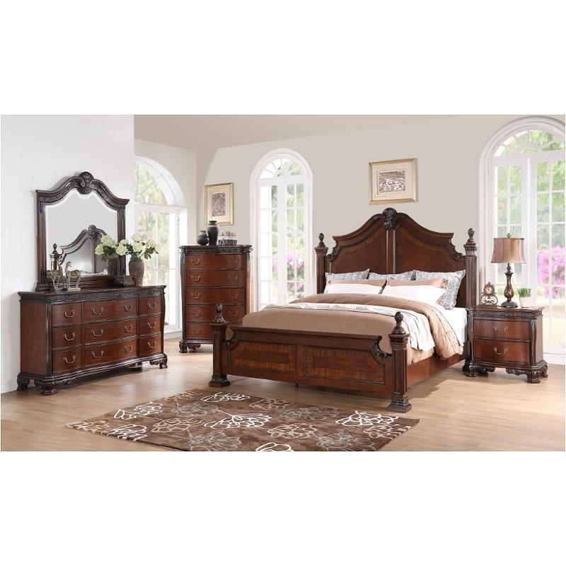 B1404 310 New Classic Furniture Elsa Bedroom Bed