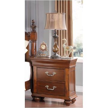 B8651 040 New Classic Furniture Nightstand Cherry