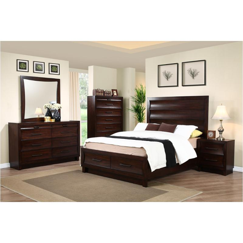 Charmant B7007 110 New Classic Furniture Lazaro Bedroom Bed