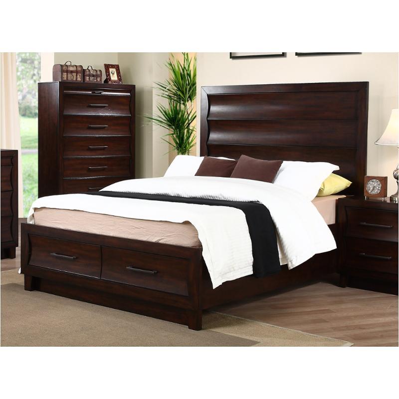 B7007 110 Ck New Classic Furniture Lazaro California King Bed