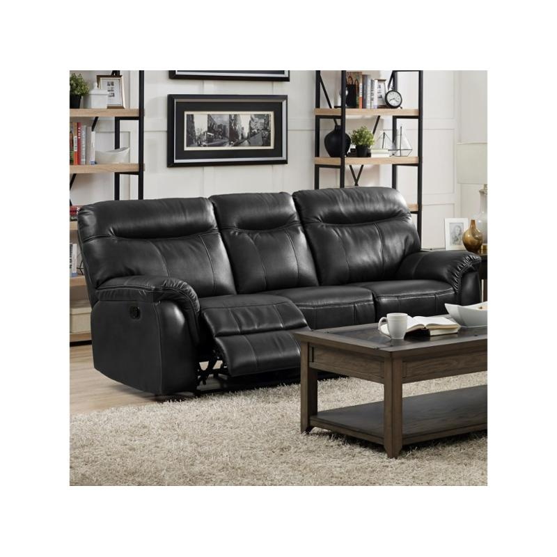 20 2263 30 Sgy New Classic Furniture Atlas Dual Recliner Sofa