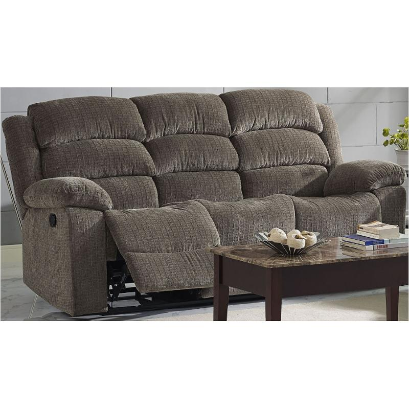 22 2134 32ph Ubr New Classic Furniture Austin   Stone Full Power Sofa With  Power Headrest
