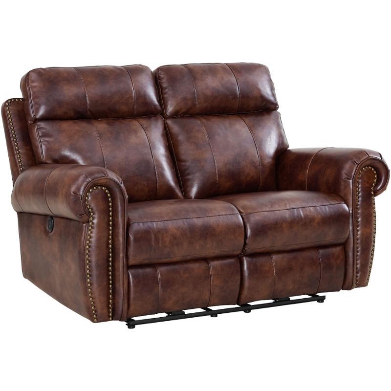 Awesome 20 2360 20 Pec New Classic Furniture Roycroft Dual Recliner Loveseat Creativecarmelina Interior Chair Design Creativecarmelinacom