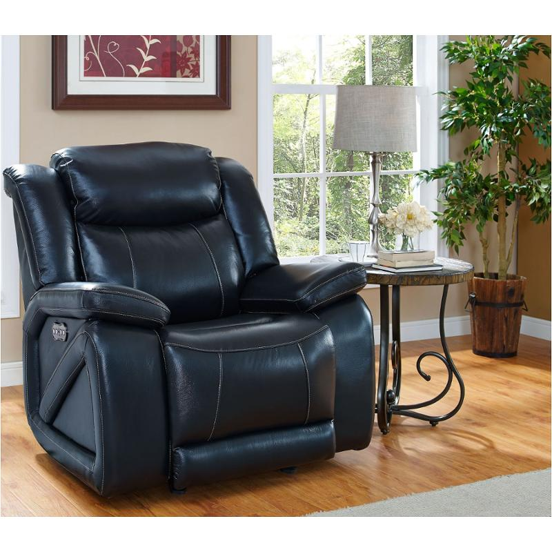 L2314 13ph Bbk New Classic Furniture Las Vegas Living Room Recliner