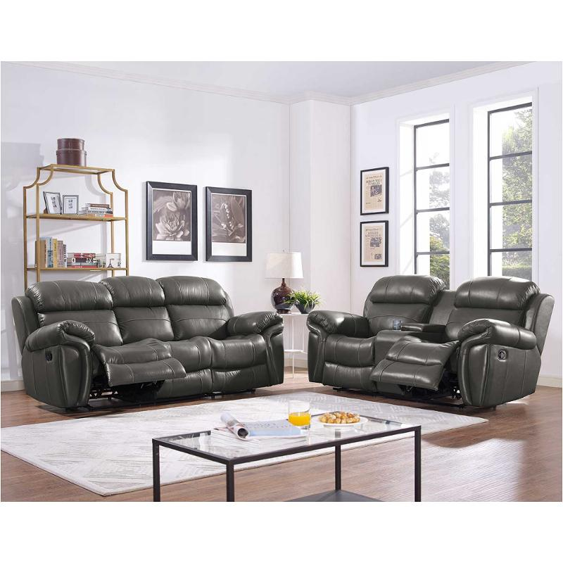 L2655 30p Lgy New Classic Furniture Paloma Living Room Recliner
