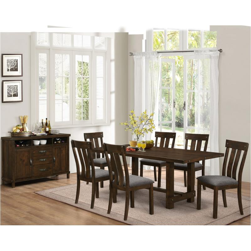 Exceptionnel D2550 10 New Classic Furniture Frisco Dining Room Dining Table
