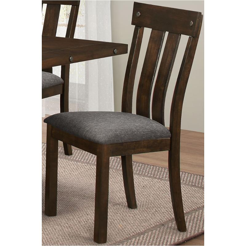 D2550 20 New Classic Furniture Frisco Dining Chair