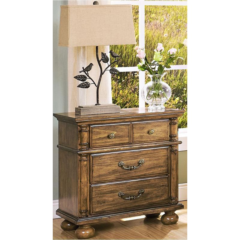 00 401 040 New Classic Furniture Cumberland Bedroom Nightstand