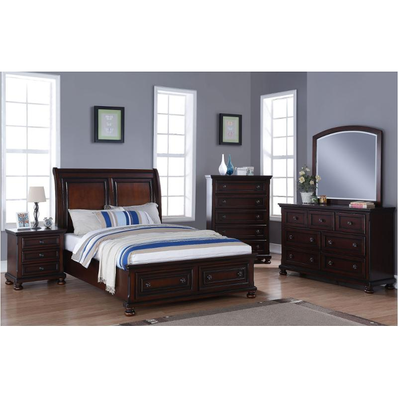 B3260 310 New Classic Furniture Jesse Bedroom Bed
