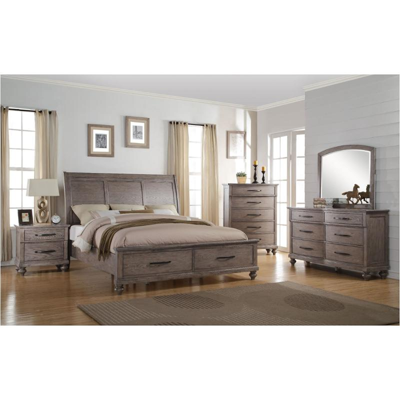 B1033 110 New Classic Furniture King California King Bed
